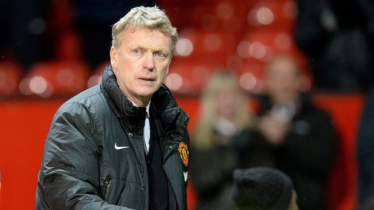 Will David Moyes turn things around at Manchester United in the second half of the season?