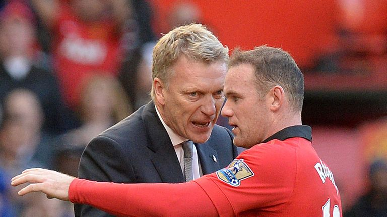 David Moyes and Wayne Rooney: No new United deal yet for striker