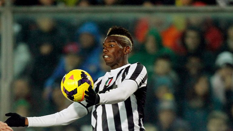 Paul Pogba: To be offered new deal