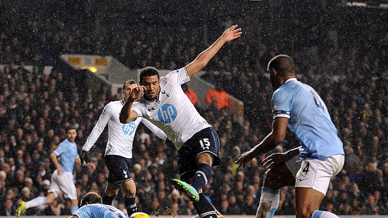 Capoue joined Tottenham as part of their major 2013 recruitment haul