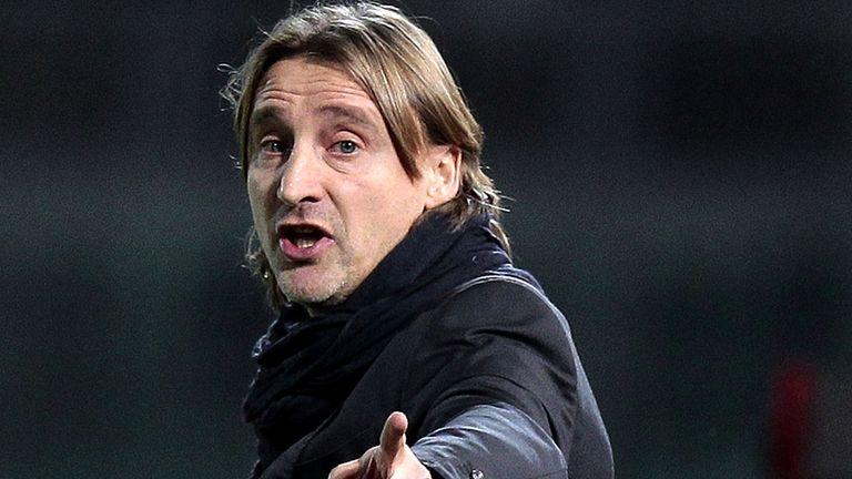 Davide Nicola: Replaced at Livorno by Attilio Perotti