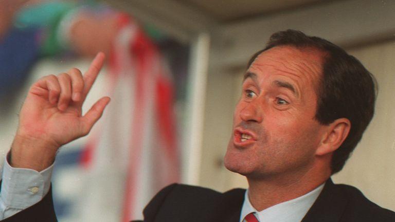 George Graham managed both Arsenal and Tottenham