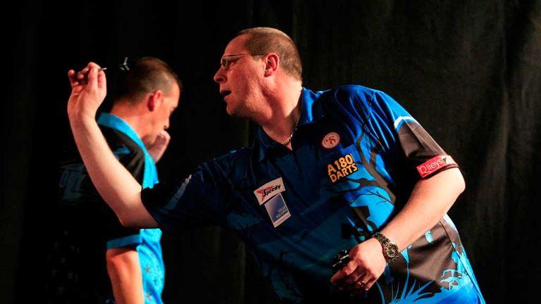 Nigel Heydon: Back on the PDC Tour for 2014