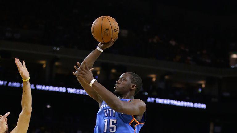 NBA: Reggie Jackson guides Oklahoma City Thunder to ...
