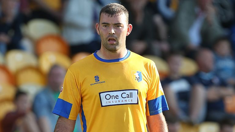 Matt Rhead: Missed a glorious Mansfield chance