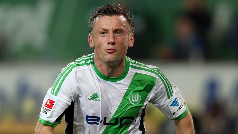 Ivica Olic: Set to stay with Wolfsburg