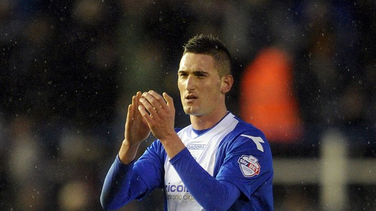 Federico Macheda: Grabbed a point for Birmingham on debut