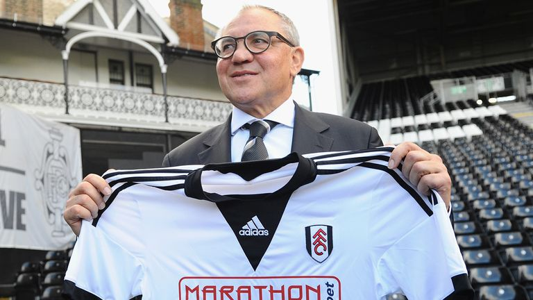 Felix Magath: Start of a new era at Fulham