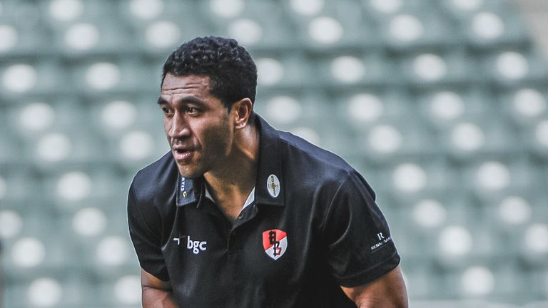 Mils Muliaina: First All Black to join Connacht