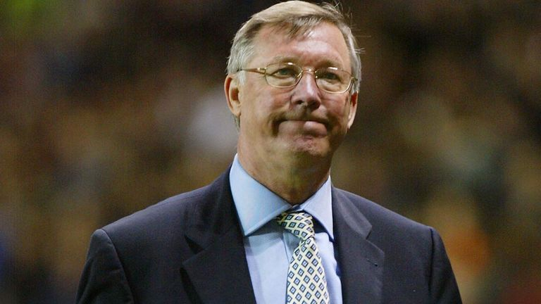 Alex Ferguson was still in charge at Manchester United when Paul Pogba quit the club for Juve
