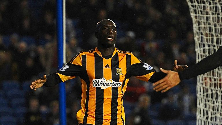 Yannick Sagbo: Hull striker charged by FA