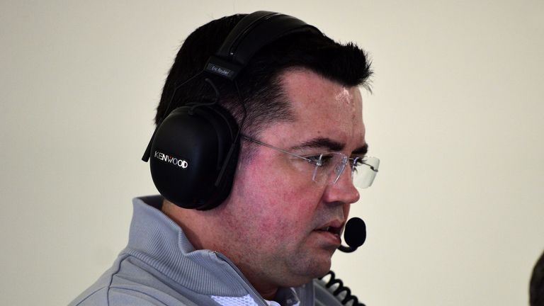Eric Boullier: Thinks some teams have developed 'extreme' FRIC suspensions