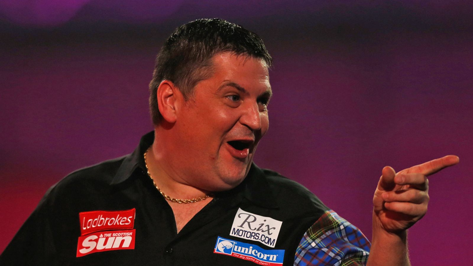 Phil Taylor Gary Anderson
