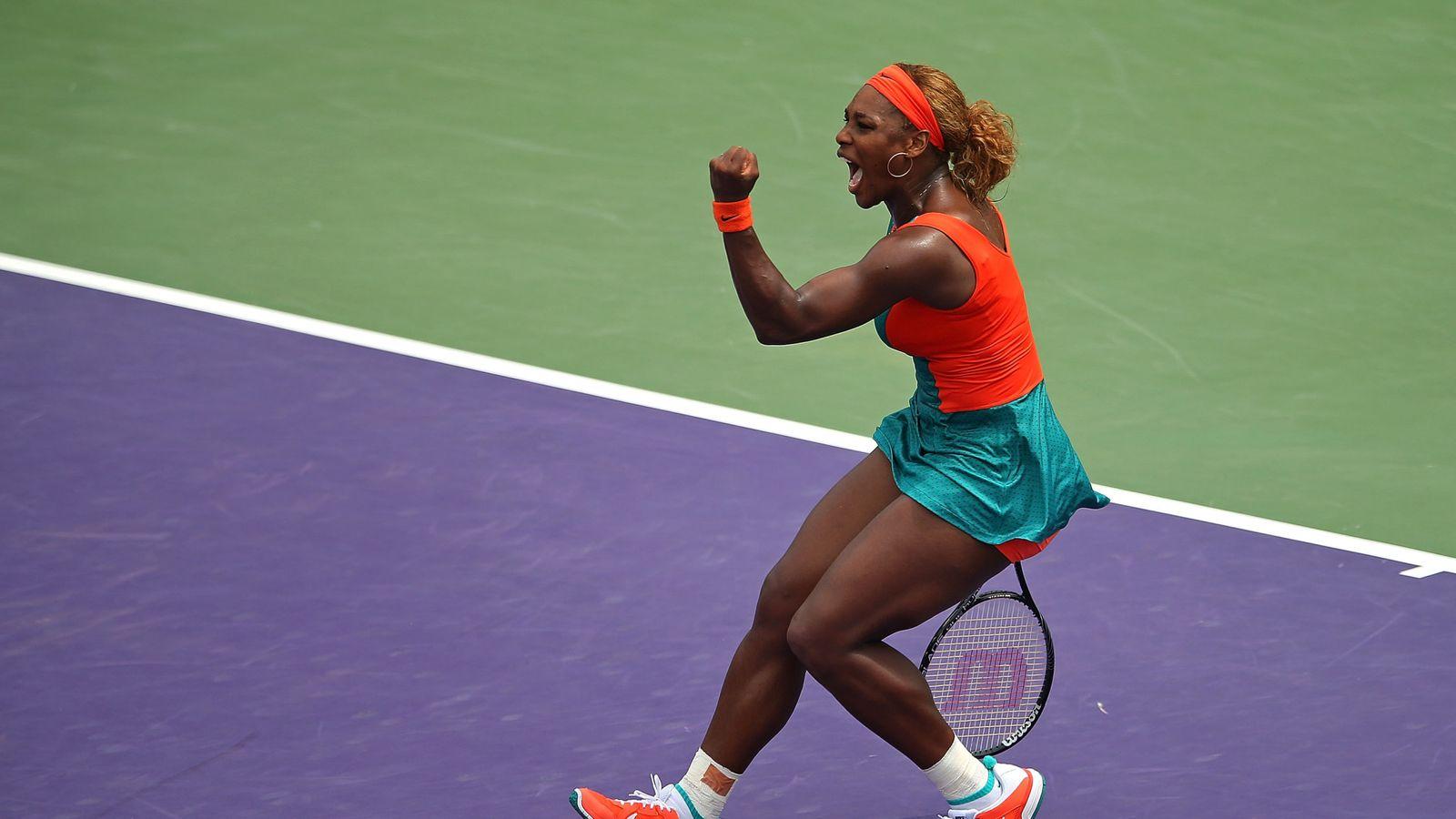 WTA: Serena Williams beats Li Na, claims title | Tennis