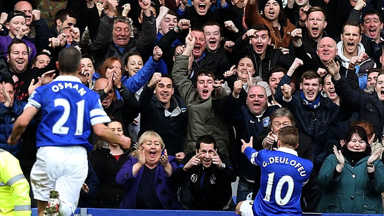 Deulofeu says he still loves Everton fans and has a good relationship with them