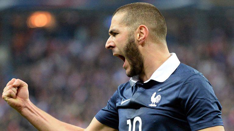 Karim Benzema: Scored France's opener
