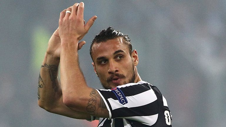 Dani Osvaldo: Has joined Inter Milan on loan