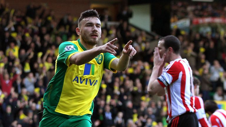Robert Snodgrass: Linked with Hull City and Celtic