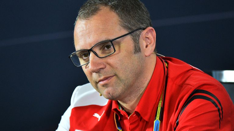 """Stefano Domenicali: A """"very disappointing"""" race for Ferrari"""