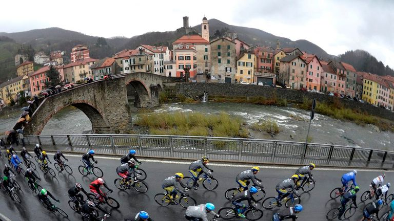 Milan-San Remo is the longest race of the year