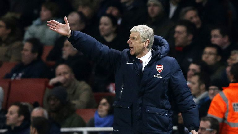 Arsene Wenger: Expects a battling performance from Newcastle