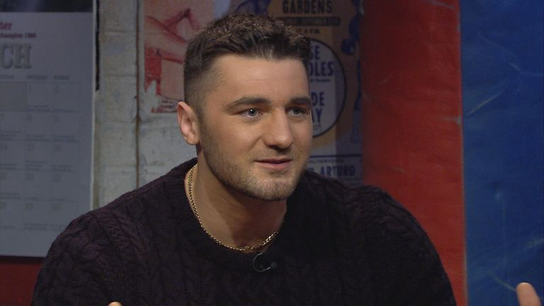 Nathan Cleverly: is happy to battle Tony Bellew again