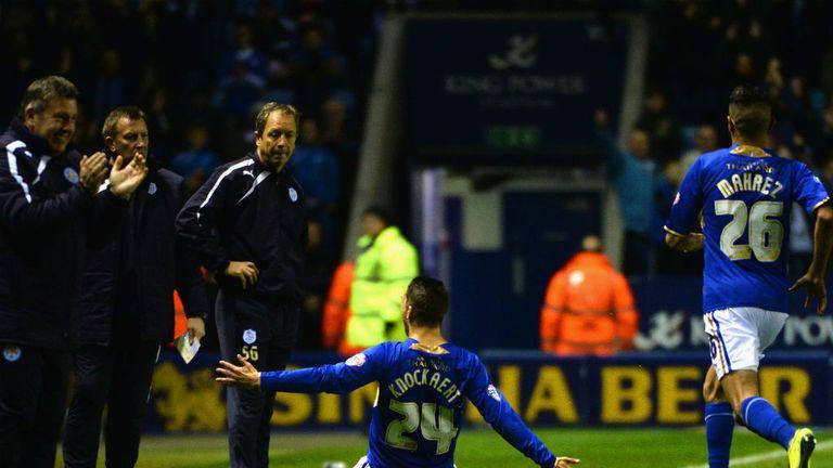 Anthony Knockaert: Stunning free-kick sealed the win