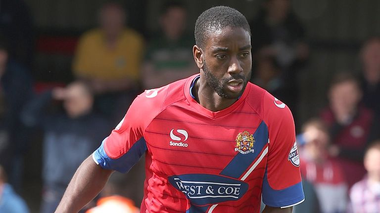 Brian Saah: Set for Dagenham exit