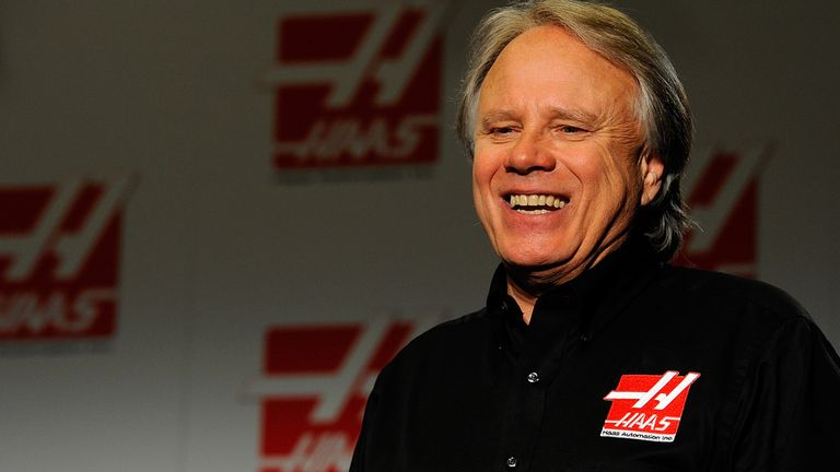 Gene Haas: Says his team will be on F1 grid in 2016