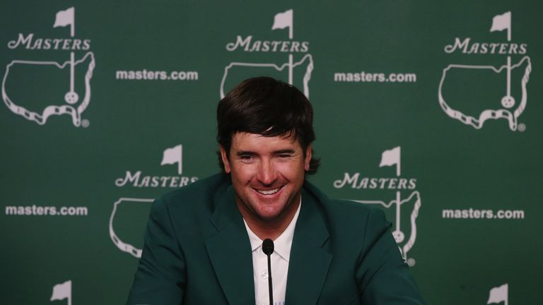 Bubba Watson: Targeting the Ryder Cup