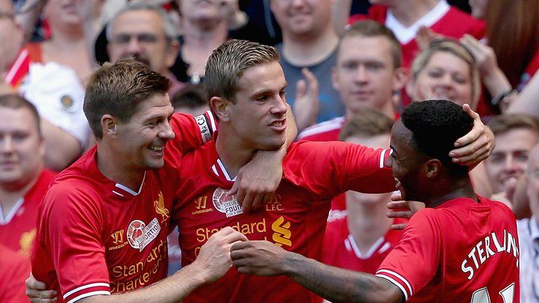 Jordan Henderson has hit back at critics of Steven Gerrard
