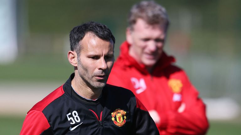 Ryan Giggs: Replacing David Moyes at Manchester United