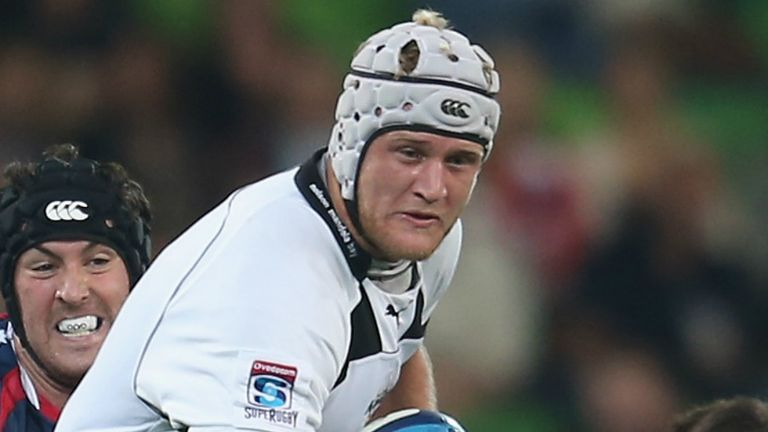 Rynier Bernado: Joining Ospreys from Southern Kings after signing a three-year contract