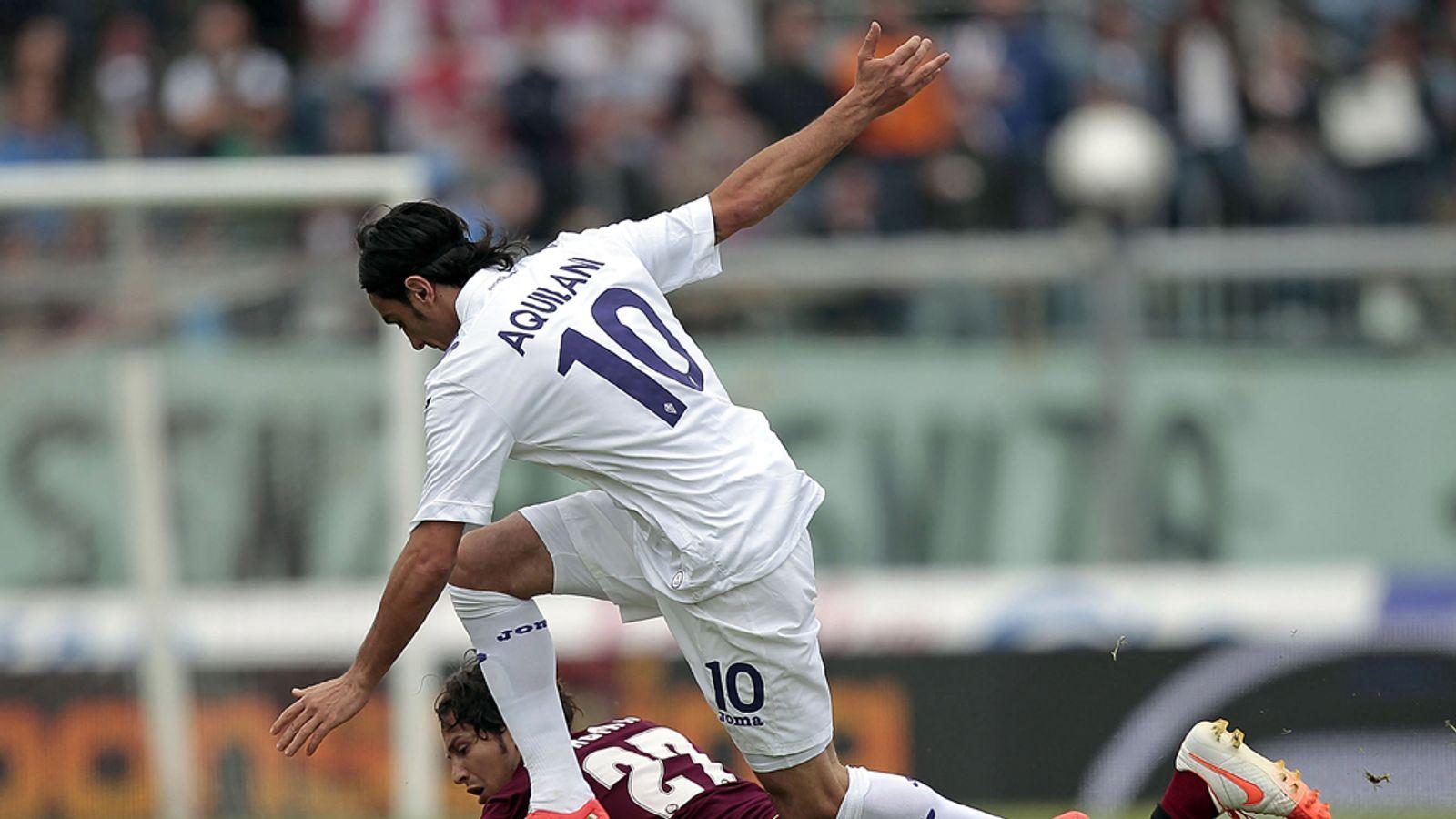 Livorno 0 - 1 Fiorentina - Match Report & Highlights