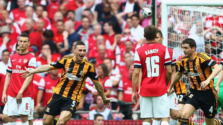 James Chester: Delighted with Hull's FA Cup run