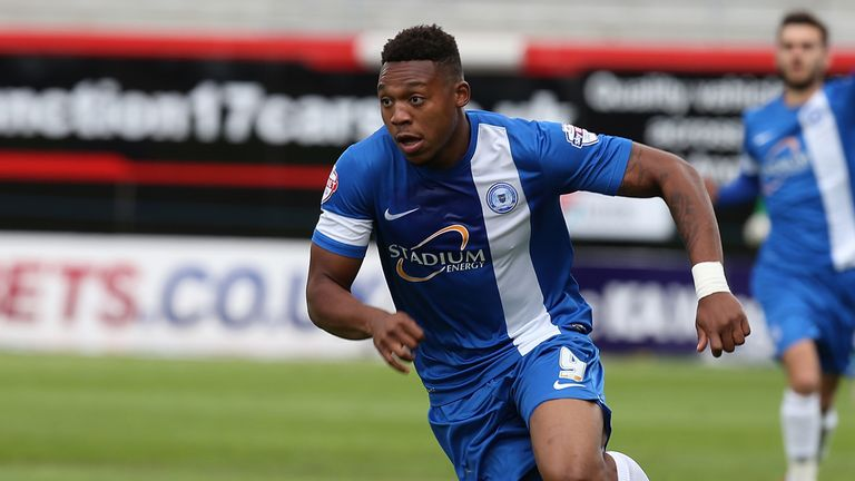 Britt Assombalonga (pictured) and Michail Antonio sign for Forest