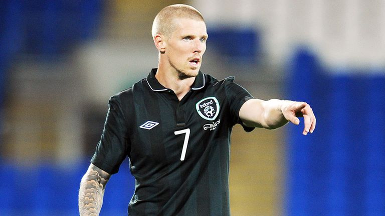 Andy Keogh: Republic of Ireland striker has joined Perth Glory