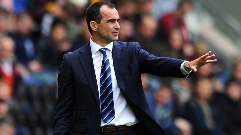 Roberto Martinez: Everton boss considering where to strengthen before the transfer deadline