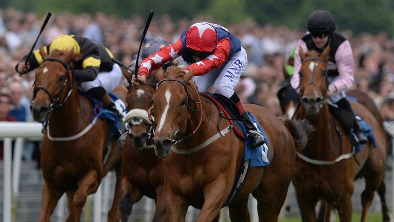 Luke Morris: Warwick winner