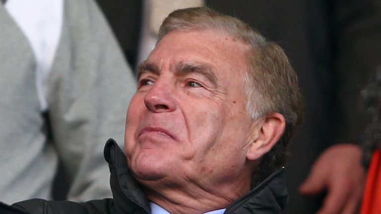 Sir Trevor Brooking: Honoured by Hammers