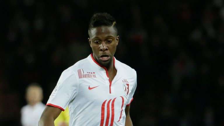 Divock Origi: Expected to play for Lille next season