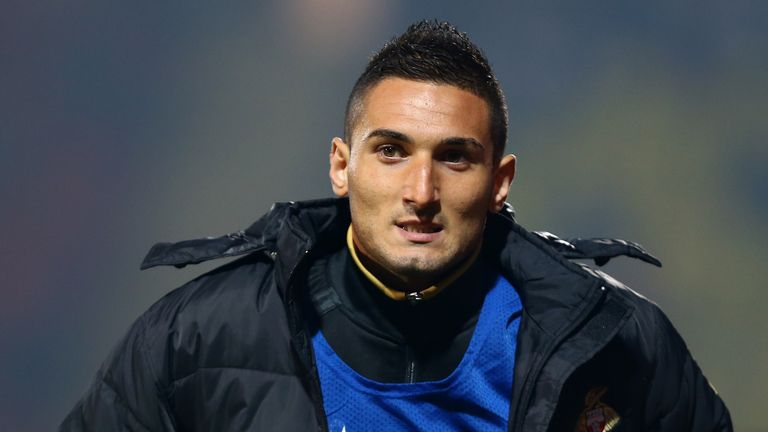 Federico Macheda: Striker to join Cardiff City from Manchester United on a three-year deal