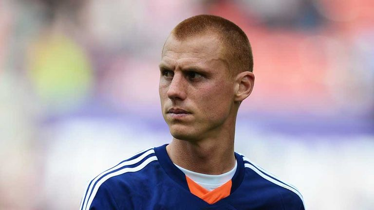 Sidwell: Has been linked with a number of Premier League clubs