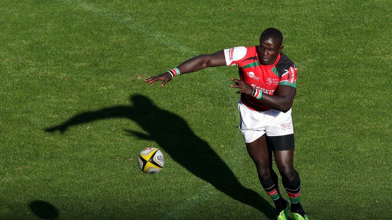 Friday: the love I have for the Kenyan players and fans will remain with me forever