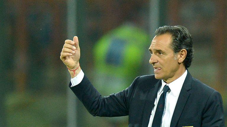 Cesare Prandelli: Italy coach critical of FIFA after win over England