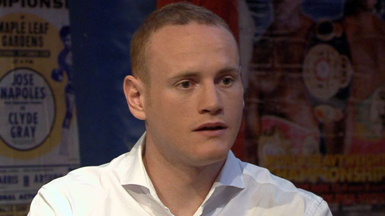 George Groves: Confident of becoming European champion