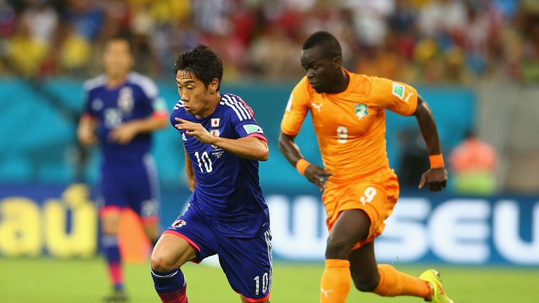 Shinji Kagawa: Frustrating World Cup