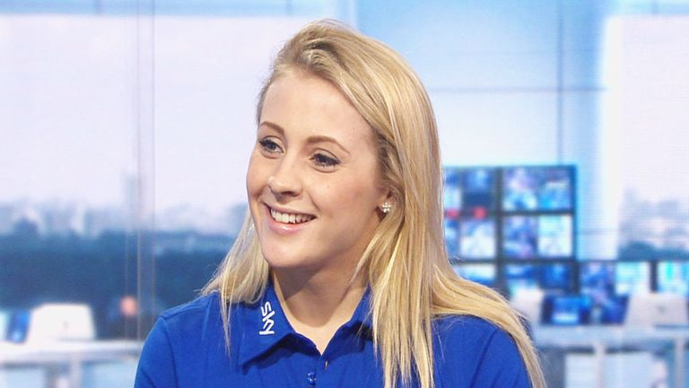 6079326eb49f Swimmer Siobhan-Marie O Connor targets medal at Commonwealth Games ...