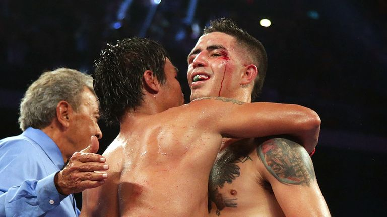 Brandon Rios: Ready to go to war with Diego Chaves