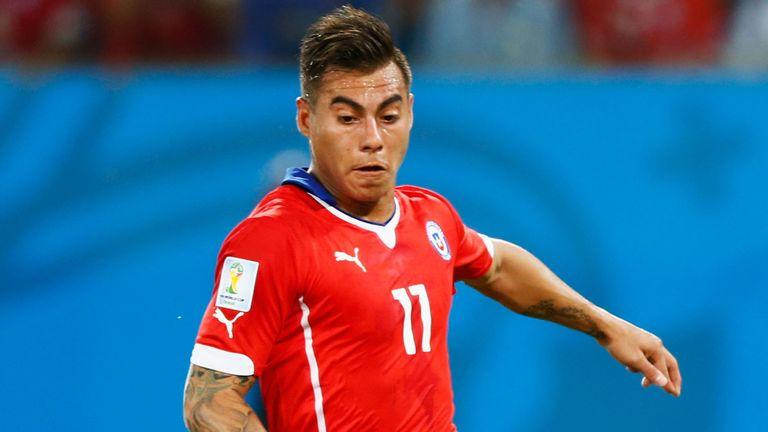 Eduardo Vargas: Set for loan move